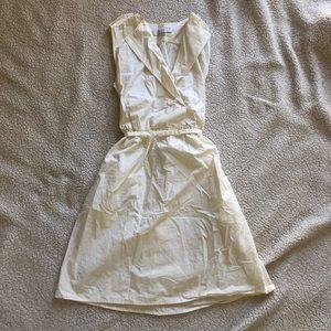LOFT | Off White Professional Dress